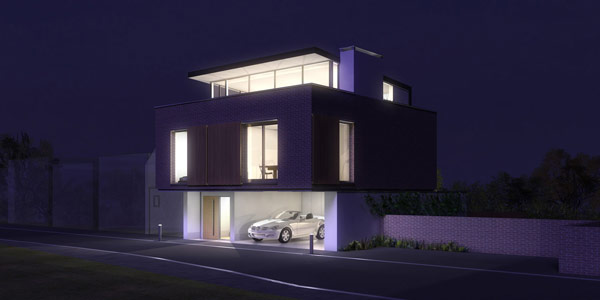 3d house visualisation